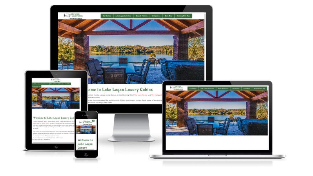 Lake Logan Luxury Cabins