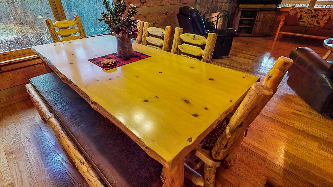 Dining Table After