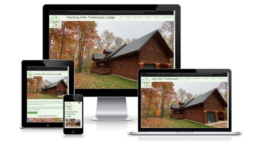 Hocking Hills Tree House Lodge